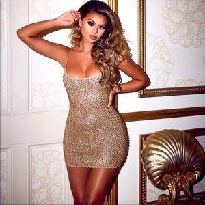 Fashion Nova sexy mini dress